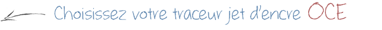 Encre OCE