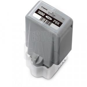 CANON PFI-1000PBK - Cartouche d'encre d'origine - 1 x noire photo - 80 ml
