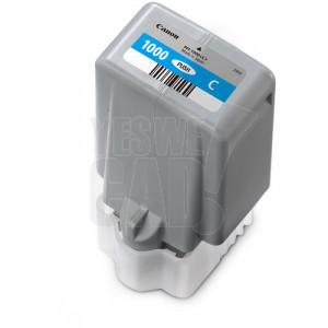 CANON PFI-1000C - Cartouche d'encre d'origine - 1 x cyan - 80 ml