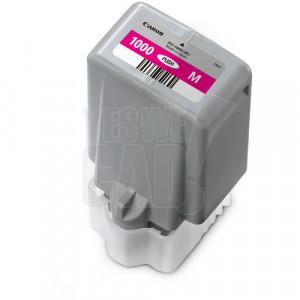 CANON PFI-1000M - Cartouche d'encre d'origine - 1 x magenta - 80 ml