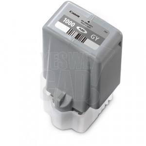 CANON PFI-1000GY - Cartouche d'encre d'origine - 1 x gris - 80 ml