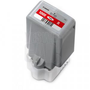 CANON PFI-1000R - Cartouche d'encre d'origine - 1 x rouge - 80 ml