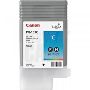 CANON PFI-101C - 0884B001AA - Cartouche d'encre - 1 x cyan - 130 ml