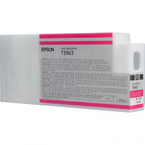 EPSON STYLUS PRO 7700 / 7890 / 7900 / 9700 / 9890 / 9900 / WT7900 - C13T596300 - Cartouche d'encre - 1 x magenta vivia - 350 ml