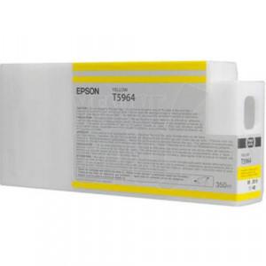 EPSON STYLUS PRO 7700 / 7890 / 7900 / 9700 / 9890 / 9900 / WT7900 - C13T596400 - Cartouche d'encre d'origine - 1 x jaune - 350 ml