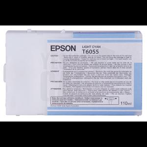 EPSON STYLUS PRO 4800 / 4880 - C13T605500 - Cartouche d'encre - 1 x cyan claire - 110 ml