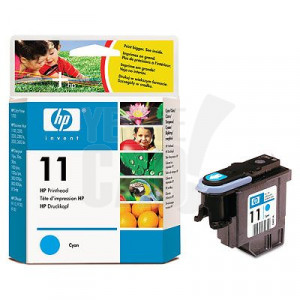 HP 11 - C4811A - Tête d'impression d'origine - 1 x cyan
