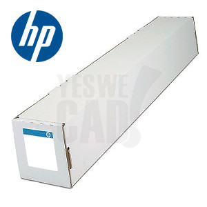 HP - Rouleau de papier jet d'encre universel - 106,7 cm x 45,72 m - 80 g/m² - Carton x 1 rouleau - Q1398A