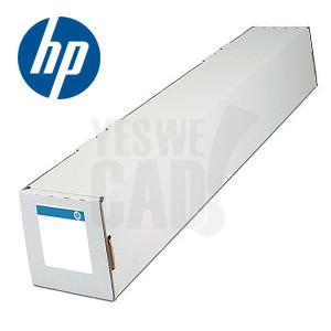HP - Rouleau de papier jet d'encre couché photo satin - 91,4 cm x 22,9 m - 240 g/m² - Carton x 1 rouleau - Q8808A