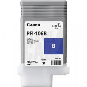 CANON PFI-106B - 6629B001AA - Cartouche d'encre d'origine - 1 x bleue - 130 ml