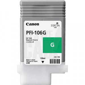 CANON PFI-106G - 6628B001AA - Cartouche d'encre - 1 x verte - 130 ml