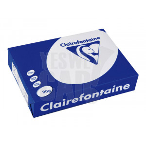 Ramette A4 CLAIRALFA Trophée Blanc 90g 21x29,7