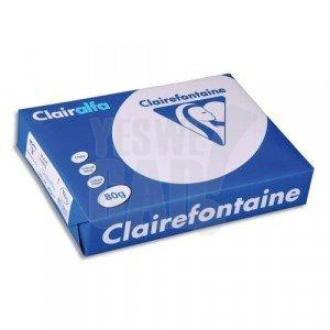 CLAIRALFA Trophée Blanc 80g 21x29,7