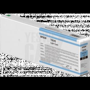 EPSON Singlepack Light Cyan T804500 UltraChrome HDX/HD 700ml