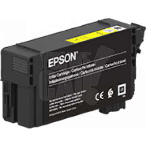 EPSON Singlepack UltraChrome XD2 Yellow T40D440 50ml