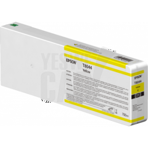 EPSON Singlepack Yellow T804400 UltraChrome HDX/HD 700ml