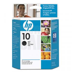 HP 10 - C4844AE - Cartouche d'encre d'origine - 1 x noir - 69 ml
