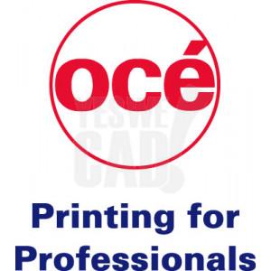 OCE TCS 300 / TCS 500 - 1060019425 - Cartouche d'encre - 1 x jaune - 400 ml