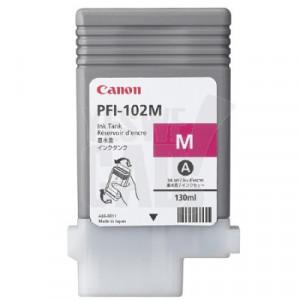 CANON PFI-102M - Cartouche d'encre d'origine - 1 x magenta - 130 ml