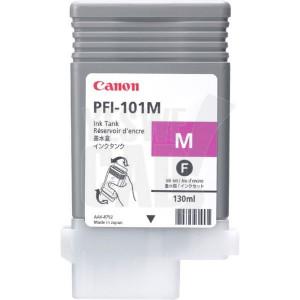 CANON PFI-101M - 0885B001AA - Cartouche d'encre d'origine - 1 x magenta - 130 ml