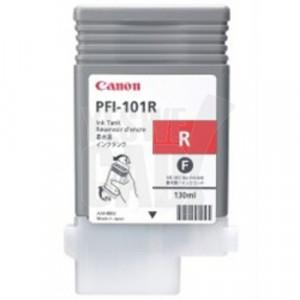 CANON PFI-101R - 0889B001AA - Cartouche d'encre d'origine - 1 x rouge - 130 ml