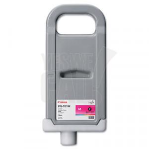 CANON PFI-701M - 0902B005AA - Cartouche d'encre - 1 x magenta - 700 ml
