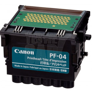 CANON PF-04 - 3630B001AA - Tête d'impression d'origine