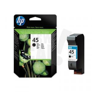 HP 45 - 51645AE - Cartouche d'encre - 1 x noir - 42 ml