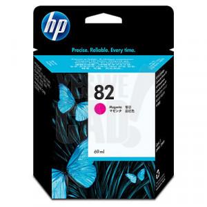 HP 82 - C4912A - Cartouche d'encre d'origine - 1 x magenta - 69 ml