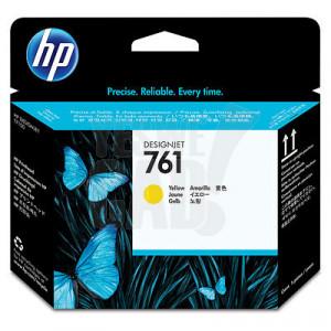 HP 761 - CH645A - Tête d'impression d'origine - 1 x jaune
