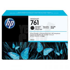 HP 761 - CM991A - Cartouche d'encre - 1 x noir mat - 400 ml