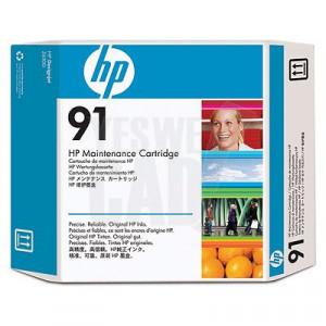 HP 91 - C9518A - Cassette de maintenance - 1 x cassette de maintenance