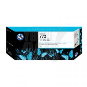 HP 772 - CN634A - Cartouche d'encre d'origine - 1 x grise claire - 300 ml