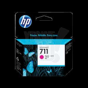 HP 711 - CZ131A - Cartouche d'encre d'origine - 1 x magenta - 29 ml