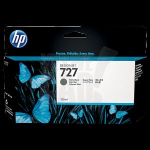 HP 727 - B3P22A - Cartouche d'encre d'origine - 1 x noire mat - 130 ml