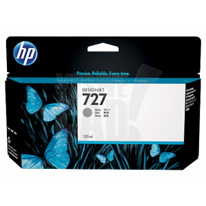 HP 727 - B3P24A - Cartouche d'encre - 1 x grise - 130 ml