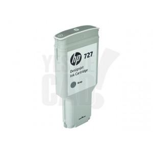 HP Cartouche d'encre DesignJet HP 727 Gris 300 ml