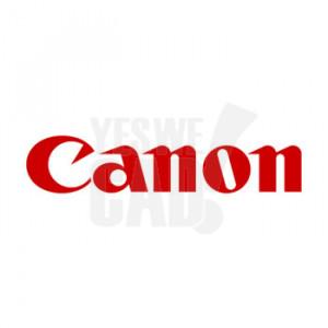 CANON PFI-707BK - 9821B001AA - Cartouche d'encre - 1 x noir - 700 ml