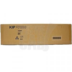 KIP C7800 - Z254590031 - Kit de toner cyan - 2 x 1000 gr