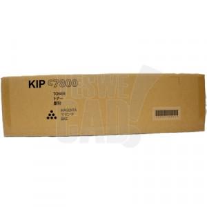 KIP C7800 - Z254590021 - Kit de toner magenta - 2 x 1000 gr