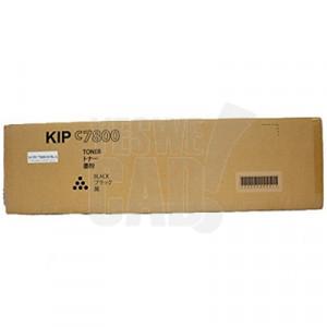 KIP C7800 - Z254590041 - Kit de toner noir - 2 x 1000 gr