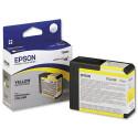 Epson Stylus Pro 3800/3880 - C13T580400 - Jaune Pigmenté - 80 ml