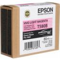 EPSON STYLUS PRO 3880 - C13T580B00 - Cartouche d'encre d'origine - 1 x magenta claire vivid - 80 ml