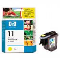 HP 11 - C4813A - Tête d'impression d'origine - 1 x jaune