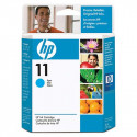 HP 11 - C4836A - Cartouche d'encre d'origine - 1 x cyan - 28 ml