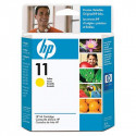 HP 11 - C4838A - Jaune - 28 ml