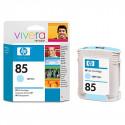 HP 85 - C9428A - Cartouche d'encre d'origine - 1 x cyan claire - 69 ml