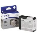 EPSON STYLUS PRO 3800 / 3880 - C13T580700 - Cartouche d'encre d'origine - 1 x grise pigmentée - 80 ml
