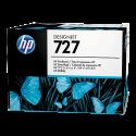 HP 727 - B3P06A - Tête d'impression d'origine - 1 x noir mat, noir photo, cyan, magenta, jaune, gris