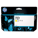 HP 727 - B3P21A - Jaune - 130 ml